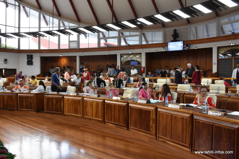 Assemblée : les commissions législatives renouvelées