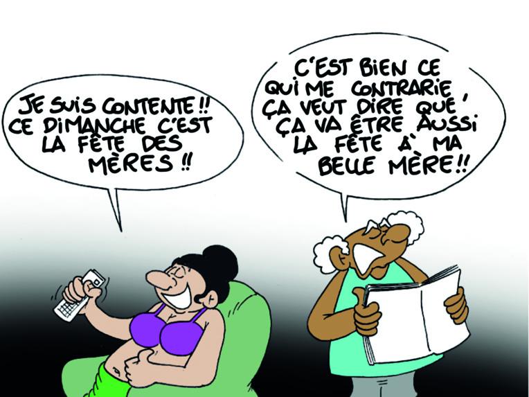""""""" La Fête des Mères """" par Munoz"""