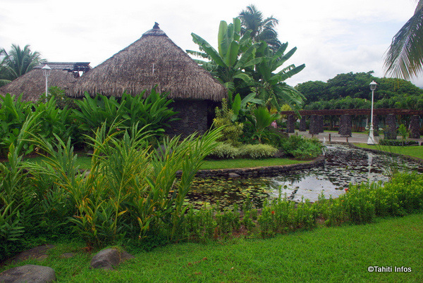 Macabre découverte au Parc Paofai