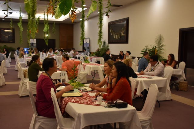 Mardi et mercredi, les tour-opérateurs de la région Asie rencontreront 40 partenaires touristiques locaux, au Méridien.
