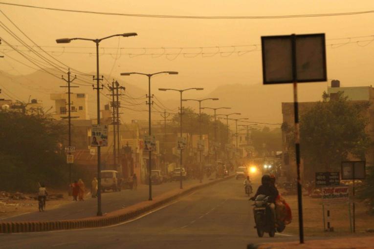 Tempêtes et foudre font au moins 47 morts en Inde