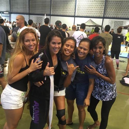 Jiu jitsu Brésilien - Team Moorea : Focus sur un team qui monte