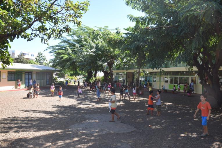 L'école élémentaire de Piafau devrait être en chantier au début de l'année prochaine.