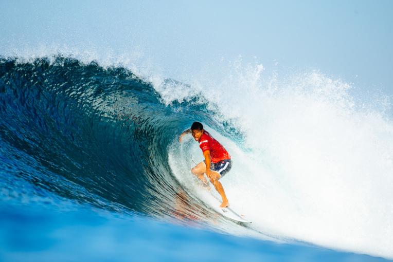 Surf Pro - Corona Bali Protected : Michel Bourez en quart de finale
