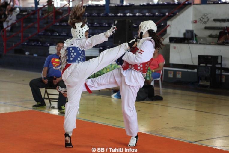 Le taekwondo polynésien est divisé en trois entités