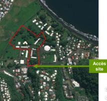 """Ex-terrain militaire de 5 hectares cherche """"locataires"""" entrepreneurs à Mahina"""