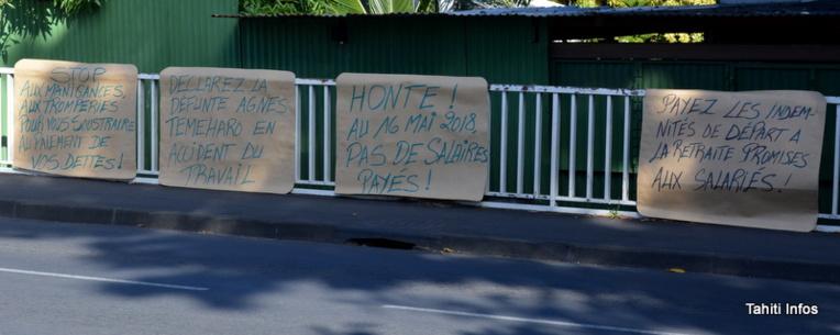 Après trois mois de grève à La Dépêchele piquet compte sur la solidarité et le système D