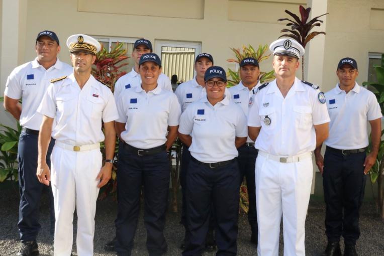 Sept nouveaux adjoints de sécurité dans les rangs de la police nationale