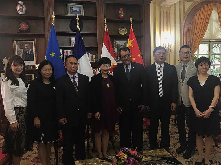 La Polynésie invitée au prochain salon de l'import à ShanghaI