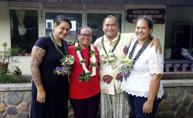 Des agents des services du Pays en mission à Ua Huka et Ua Pou