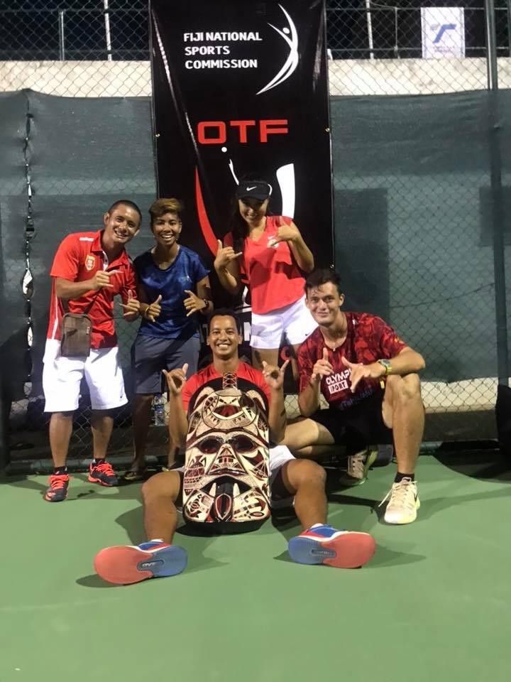 Belle victoire pour Tahiti lors de ce tournoi régional