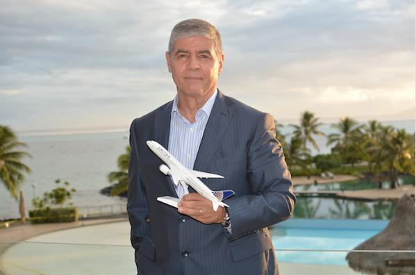 Marcel Fuchs, vice-président commercial Atlantique et Pacifique de United