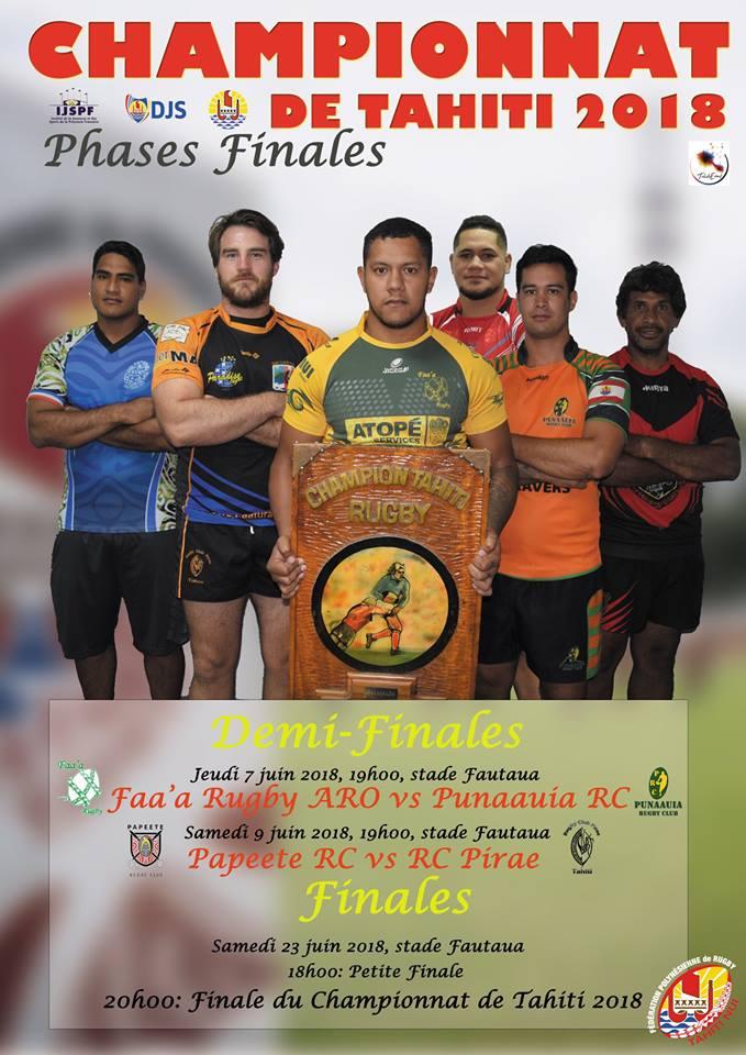 Rendez-vous ce soir et samedi à 19H à Fautaua pour les demi-finales