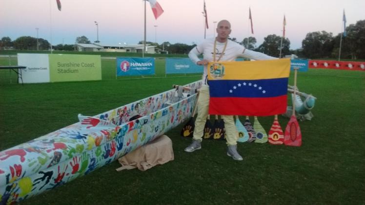 Eduardo García veut mener le Venezuela au TOP 10 !