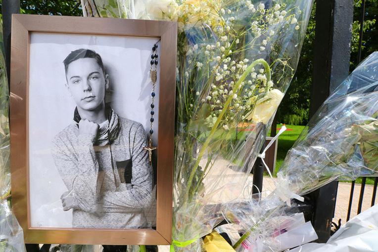 A Mourmelon après l'assassinat de Kévin, 17 ans, l'ambivalent trio reste un mystère
