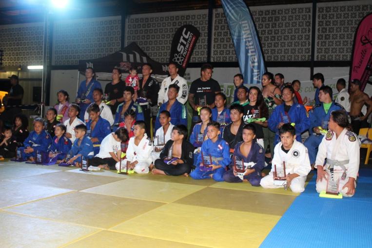 Une soirée attendue par les passionnés de jiu jitsu brésilien