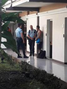 Viol à Moorea: le mis en cause placé en détention provisoire