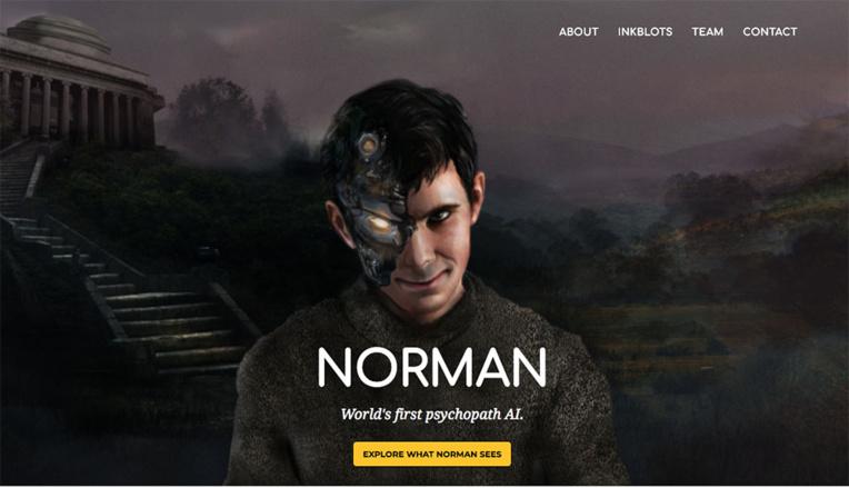 """Voici """"Norman"""", l'intelligence artificielle psychopathe"""