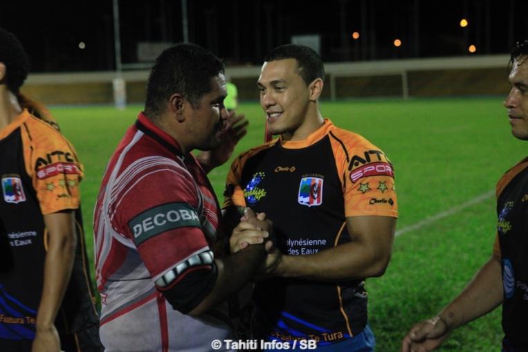 Rugby - Teiva Jacquelain : Un Tahitien dans le Top 14