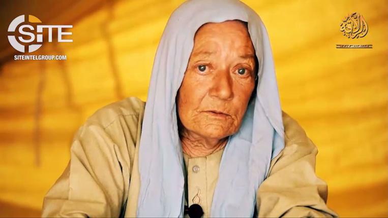 Mali: l'otage française Sophie Pétronin apparaît dans une nouvelle vidéo d'un groupe jihadiste
