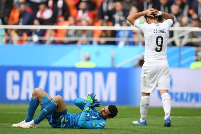 Mondial-2018 - L'Uruguay finit par faire plier l'Egypte