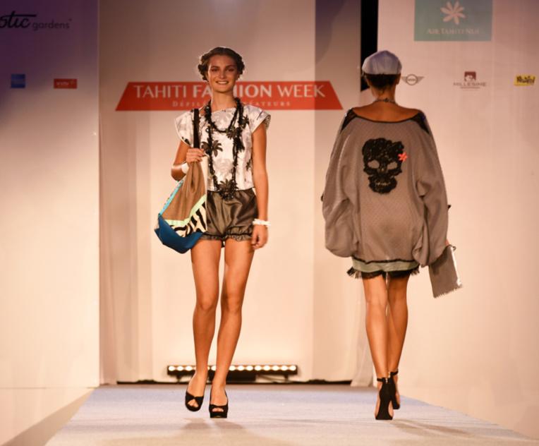 La Tahiti fashion Week bat son plein