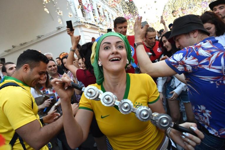 Brésil et Allemagne, le jour des seigneurs
