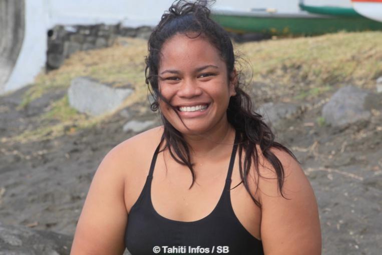 Vaihau Tetauupu, 17 ans, capitaine de la sélection