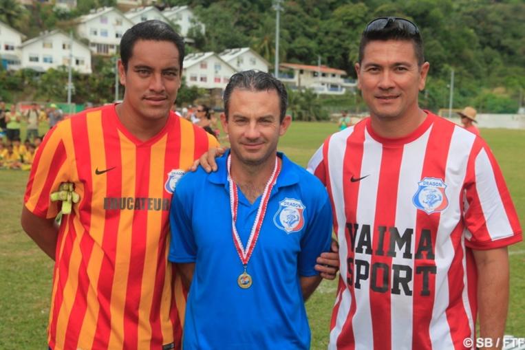 Football U11 - Coupe de Tahiti Nui : Dragon s'impose 1-0 face à Vénus
