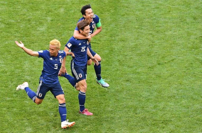 Une défaite et un exclu, sale journée pour la Colombie face au Japon