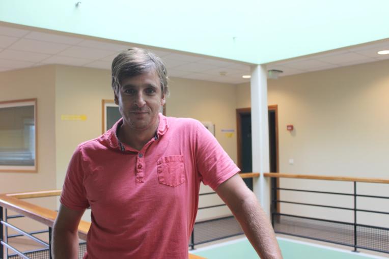 Guillaume Mariani, le Directeur de l'Institut Supérieur de l'Enseignement Privé de Polynésie française.