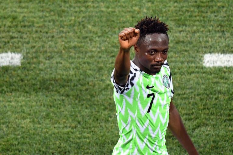Musa relance le Nigeria... et aide l'Argentine