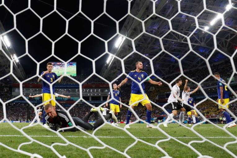L'Allemagne répond en champion !