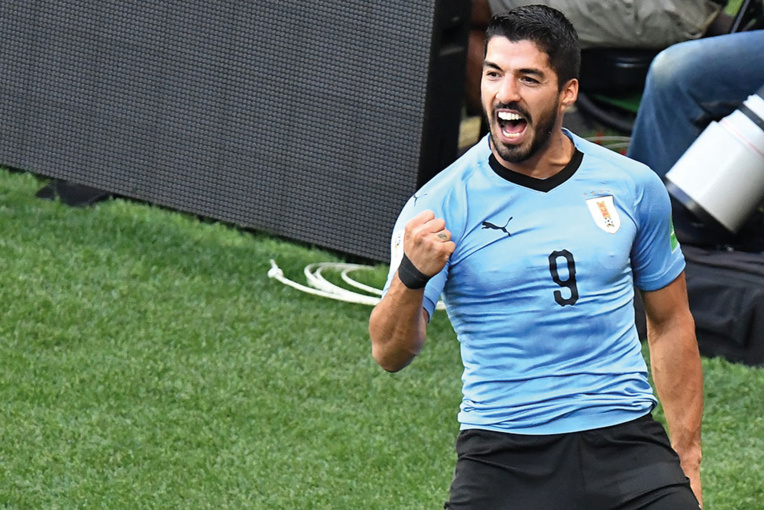 L'Uruguay refroidit la Russie avant les 8e