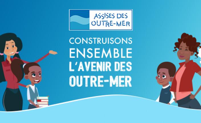 Le Livre bleu issu des Assises des Outre-mer remis jeudi à Emmanuel Macron