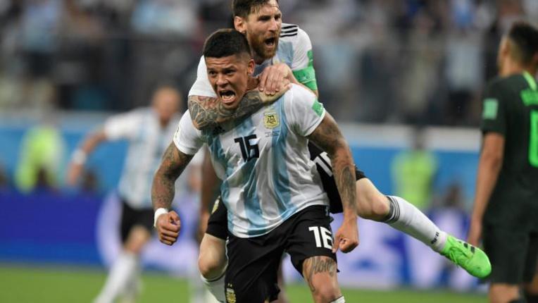 Sauvée des eaux, l'Argentine rencontrera la France