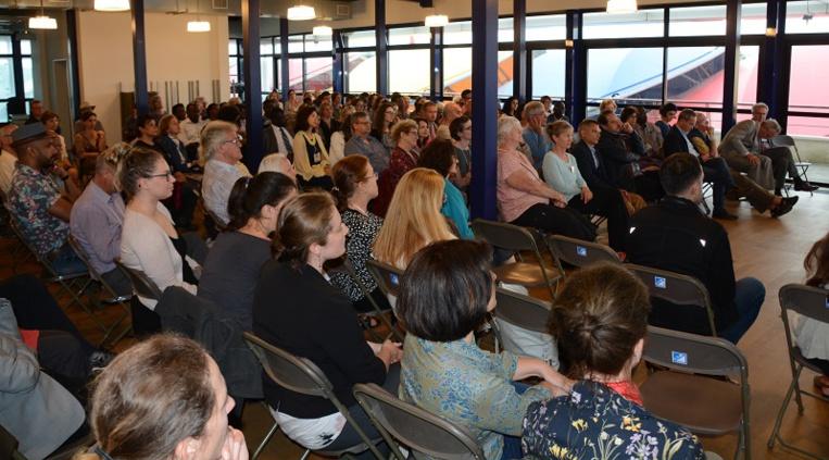 Une assemblée en début du congrès de La Rochelle (photo : Daniel Margueron)