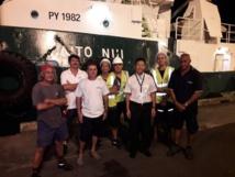 Le Aito Nui I, a pris la direction de Raroia dans la nuit de mardi à mercredi.