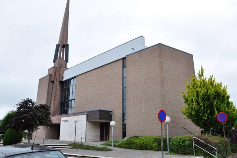 Pays-Bas: un petit village s'offre une méga-église pour accueillir les nombreux fidèles