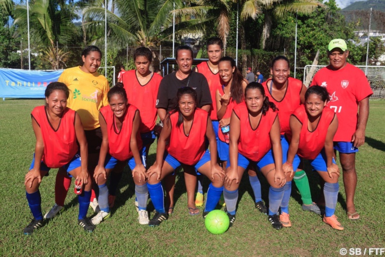 L'as Tenuanua a battu le Team Moorea en finale