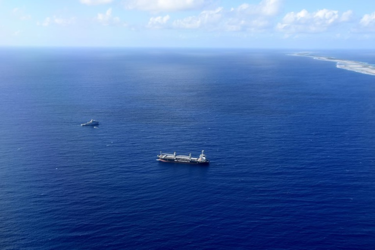 """Cargo à la dérive : pas de """"voie d'eau ni de fuite"""""""
