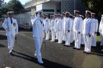 Un nouveau commandant pour la base navale