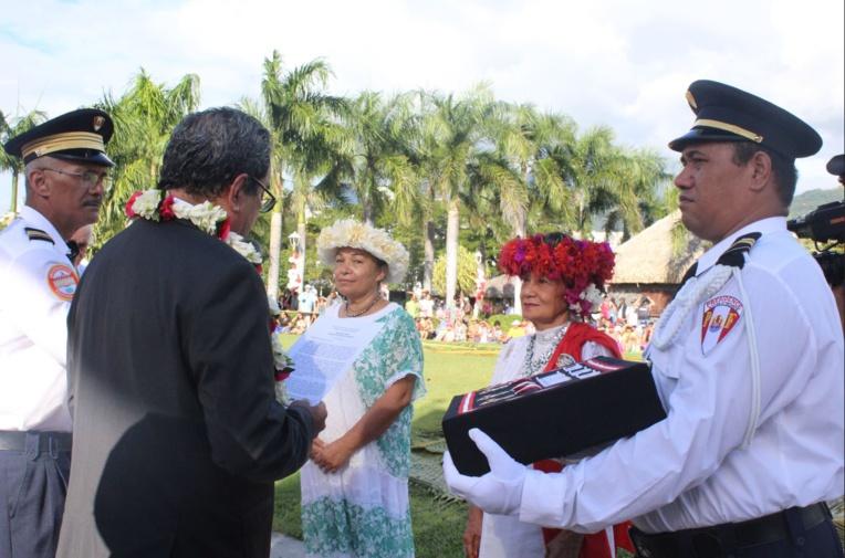 La Polynésie célèbre la 34e fête de l'autonomie