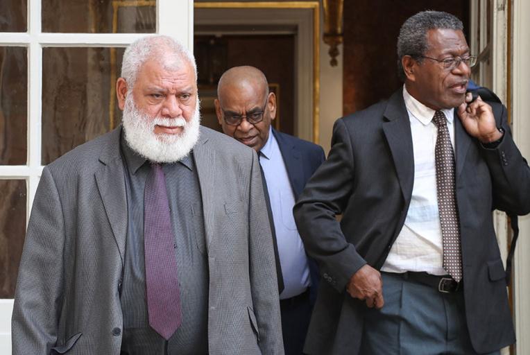 """N-Calédonie: Paul Néaoutyine veut """"une campagne équilibrée"""" pour le référendum"""