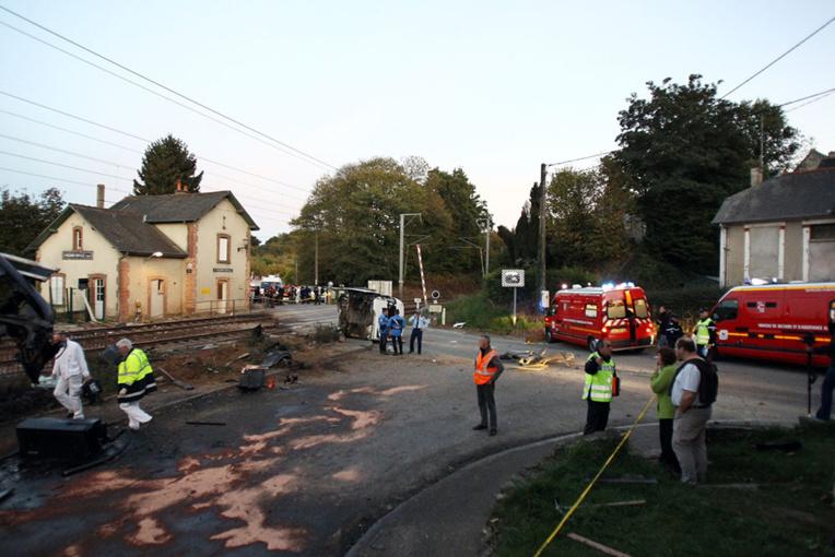 Bretagne: sept ans après une collision mortelle à un passage à niveau, la SNCF condamnée