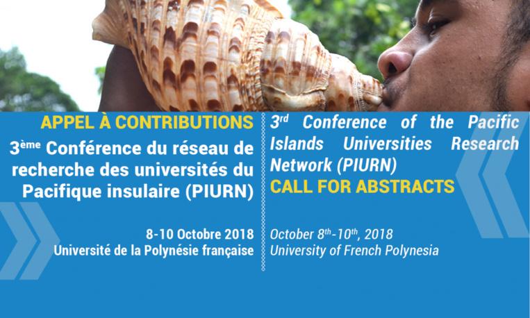 Appel à contribution repoussé pour la conférence du réseau de recherche des universités du Pacifique insulaire
