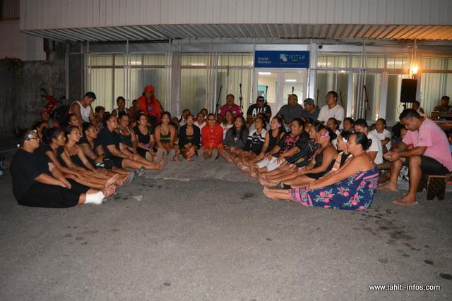Inscrit dans la catégorie tārava tahiti, le groupe Natihau portera la voix de Puna'auia.