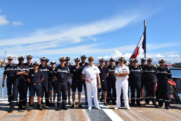Cargo à la dérive : Le Thorco Lineage enfin à quai à Papeete