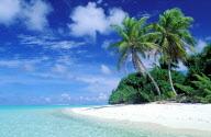 L'atoll de Tetiaroa, pas très loin du Paradis...