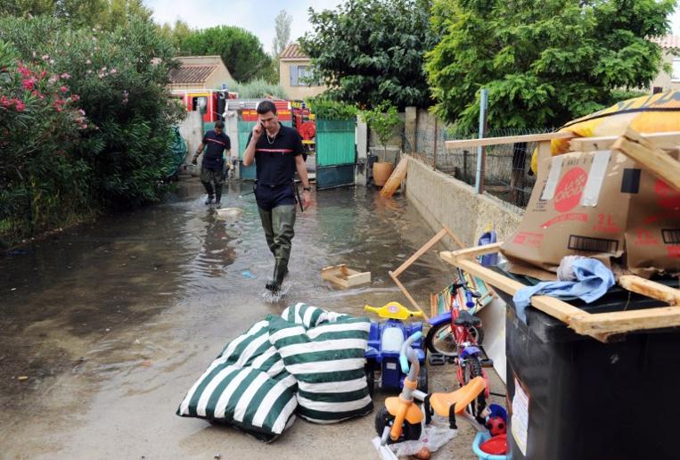 Un mort et de nombreux dégâts après de violents orages en Nouvelle-Aquitaine